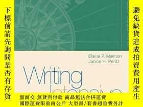 二手書博民逛書店Writing罕見IntensiveY255562 Maimon, Elaine P.  Peritz, Ja