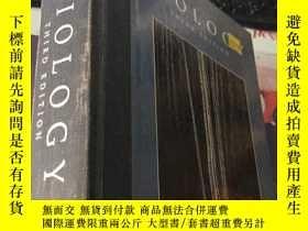 二手書博民逛書店BIOLOGY(THIRD罕見EDITION)精裝Y5834 N