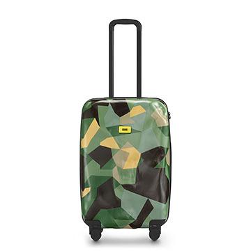 【全新品清倉優惠 7 折】Crash Baggage Camo Limited 全球限量版 迷彩系列 衝擊 行李箱 中尺寸 25 吋