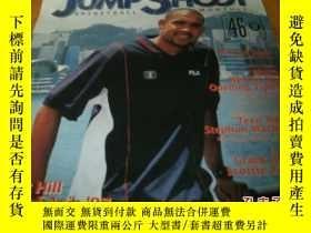 二手書博民逛書店UMP罕見SHOOT (全綵色中文籃球雜誌) 第46期Y1272