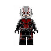 LEGO樂高 Quantum Realm Explorers 蟻人與黃蜂女 (商品為單售蟻人含武器) 76109