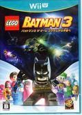 【玩樂小熊】現貨中 Wii U遊戲 樂高蝙蝠俠 3 飛越高譚市 LEGO Batman 3 日文日版