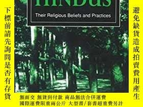 二手書博民逛書店Hindus罕見:Their Religious Beliefs