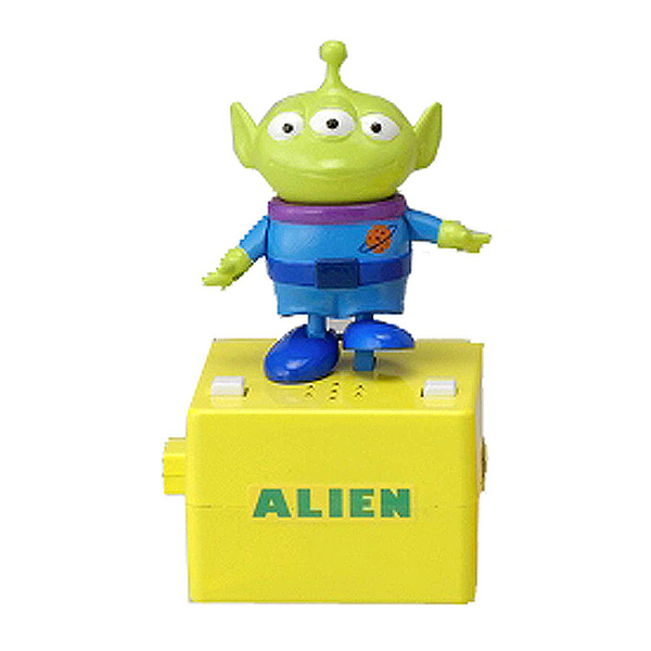 T-ARTS 玩具總動員踢踏舞  迪士尼 外星人_TA20965