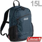 Coleman CM-34360岩灰 15L健行者背包/雙肩後背包 兒童書包/登山包健行包/運動旅遊休閒背包