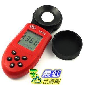 _%[玉山最低比價網] HS1010數字式照度計 亮度計 測光表 環境測試儀器 讀值鎖定功能 (_p407)