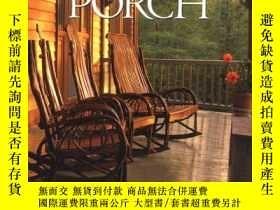 二手書博民逛書店Out罕見on the Porch: An Evocation