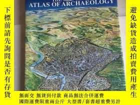 二手書博民逛書店Past罕見worlds過去世界,考古學時代的阿特拉斯(品好 )