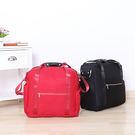 ♚MY COLOR♚大容量多功能旅行包 旅行袋 旅行箱 收納袋 出國 旅遊 購物 健身袋 肩背 【J136】