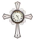 基督教 教會 古典十架鐘(羅馬數字) 或是 (阿拉伯數字版)