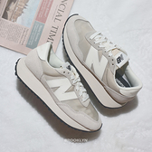 NEW BALANCE 休閒鞋 NB 237 燕麥奶茶 拼接 女 (布魯克林) WS237DH1