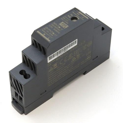 [2美國直購] denkovi 導軌電源 Mean Well HDR-15-5 Industrial DIN Rail Power Supply 5V/2.4A Out