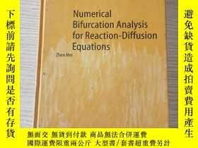 二手書博民逛書店Numerical罕見Bifurcation Analysis for Reaction-Diffusion Eq