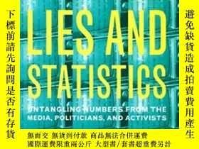 二手書博民逛書店Damned罕見Lies And StatisticsY364153 Joel Best University