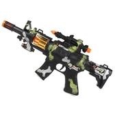 電動玩具槍聲光發聲音樂1震動沖鋒槍2兒童3周歲男孩子4仿真5機關6