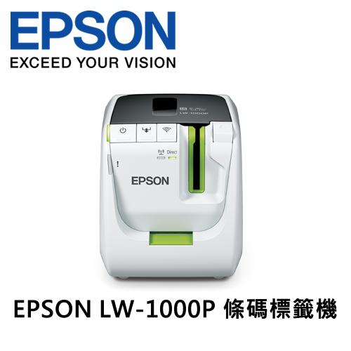 EPSON LW-1000P 條碼標籤機