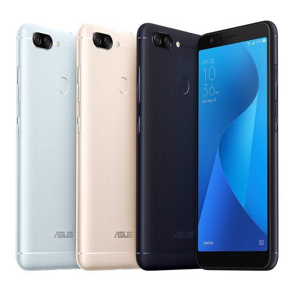 【拆封福利品-0利率-送贈】ASUS ZenFone Max Plus 5.7吋 (ZB570TL 3G/32G) 臉部辨識手機