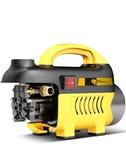 莫甘娜超高壓洗車機家用220V神器便攜刷車水泵搶全自動清洗機水槍 MKS快速出貨