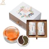 2020茶葉禮盒【紅玉紅茶+金萱茶】拜訪朋友伴手禮最佳選擇