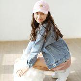 外套女寬松2018新款韓版純色百搭短款薄款牛仔上衣 LR118【歐爸生活館】