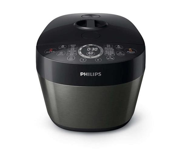 【免運費】【 PHILIPS】飛利浦 雙重溫控智慧萬用鍋 HD2141