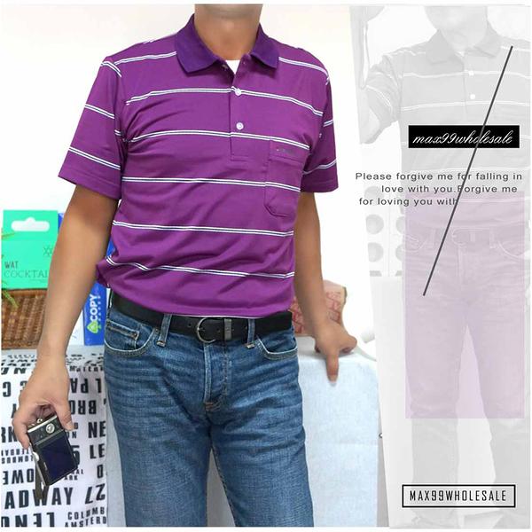 【大盤大】(C28131) 男 夏 吸濕排汗衫 有領POLO衫 短袖 口袋 抗UV 涼感衣 休閒衫【僅剩M和L號】