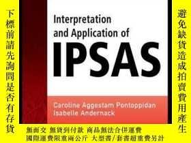 二手書博民逛書店Interpretation罕見and Application of IPSASY410016 Carolin