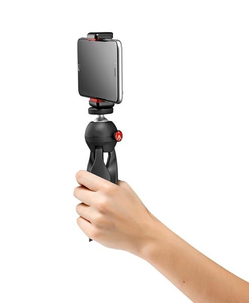 ◎相機專家◎ 全館免運 Manfrotto PIXI SMART 萬用輕巧迷你腳架 手機架 手機夾 桌上型腳架 正成公司貨