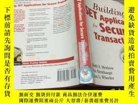 二手書博民逛書店Building罕見SET Applications for s