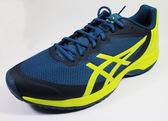 [陽光樂活] ASICS 亞瑟士 網球鞋 COURT 男款 E800N-4589