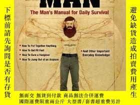 二手書博民逛書店How罕見To Be a 21st Century Man: T