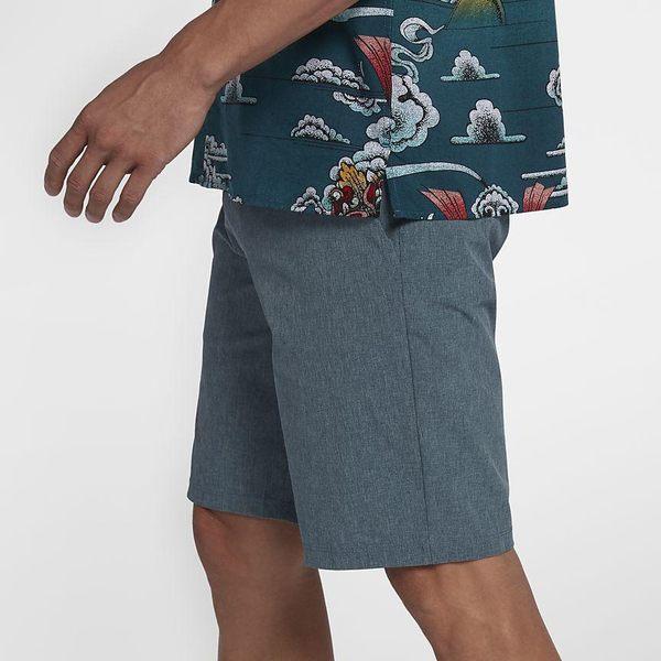 Hurley PHANTOM WALKSHORT 20 PHANTOM休閒短褲-藍(男)