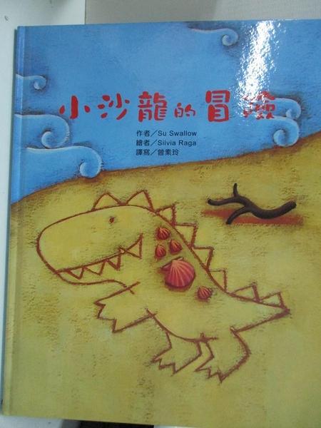 【書寶二手書T1/兒童文學_DX2】小沙龍的冒險_Sue Swallow