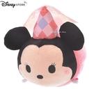 日本 Disney Store 迪士尼商店 限定  TSUM TSUM 茲姆茲姆樂園  米妮 公主版 玩偶娃娃(S)