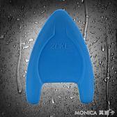 A字浮板打水板 成人兒童浮力板游泳訓練裝備加厚懸浮三角浮板 莫妮卡小屋 IGO