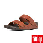 FitFlop TM _GOGH MOC TM ADJUSTABLE NUBUCK-深褐色