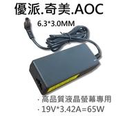 優派 奇美 AOC 原廠 液晶螢幕 專用 變壓器 19V.3.42A
