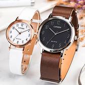 【公司貨5年延長保固】CITIZEN 簡約文青情侶對錶 BJ6501-01E+EM0579-14A 熱賣中!
