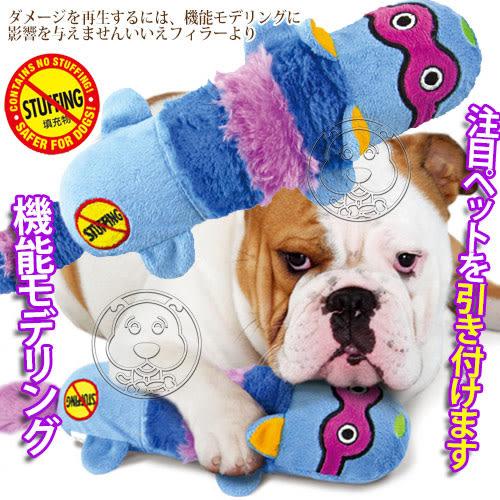 【培菓平價寵物網】 美國petstages》675嗶波浣熊大尺寸狗狗玩具/個