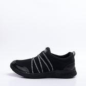 SNAIL  超輕量金蔥彈性鬆緊撞色套入式休閒健走鞋 S-4170101