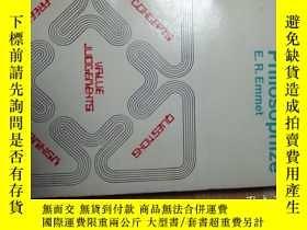 二手書博民逛書店LEARNING罕見TO PHILOSOPHIZE BY E.R