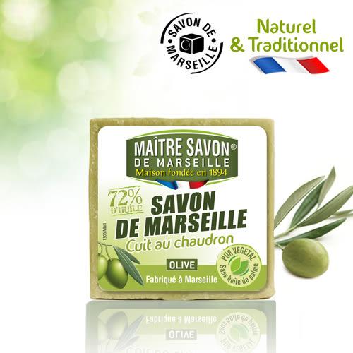 法國【玫翠思】傳統經典橄欖馬賽皂 300g