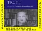 二手書博民逛書店Being罕見And TruthY256260 Martin Heidegger Indiana Univer