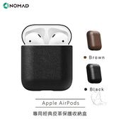 【A Shop】NOMAD x HORWEEN皮革 AirPods專用經典皮革保護收納盒