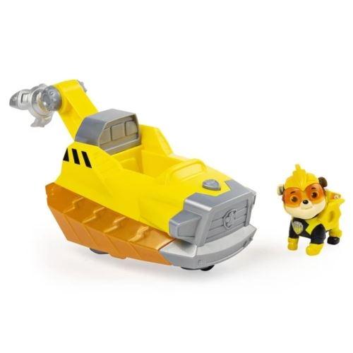 《 汪汪隊立大功 paw patrol 》能量狗狗主題 - 小礫 (黃) / JOYBUS玩具百貨