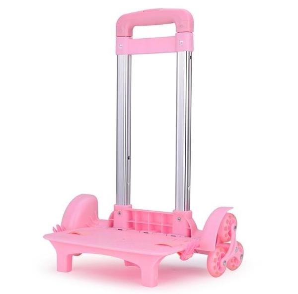 拖拉桿書包男女生小學生爬樓梯三輪爬梯輪 cf 全館免運