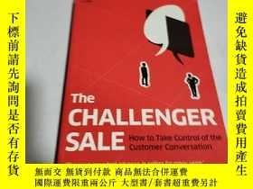二手書博民逛書店The罕見Challenger Sale: How toTake