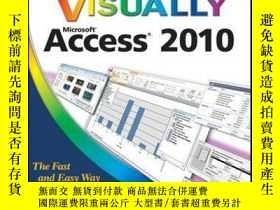 二手書博民逛書店Teach罕見Yourself VISUALLY Access 2010Y410016 Faithe Wemp
