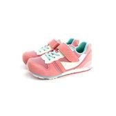 日本月星 MOONSTAR 魔鬼氈 撞色 透氣機能學步鞋 《7+1童鞋》C401 粉色