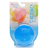 日本 Bitatto Mug 彈性防漏吸管杯蓋 適用於杯口直徑7~10cm 藍色(2233)-超級BABY